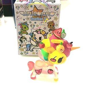"3/$50- Tokidoki Unicorno ""Fruittina"" × 2"